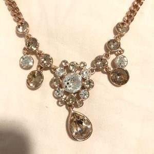 Givenchy Rose Gold Necklace